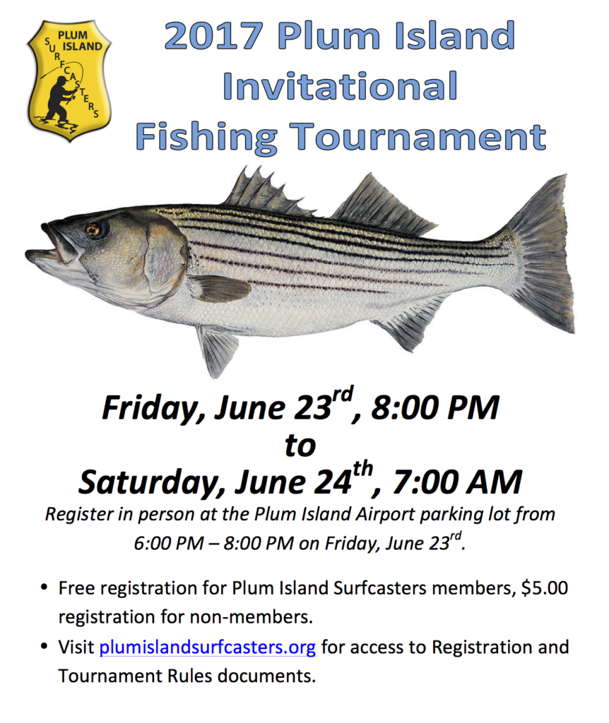 Invitational fishing tournament june 23 24 2017 plum for Fishing tournaments 2017